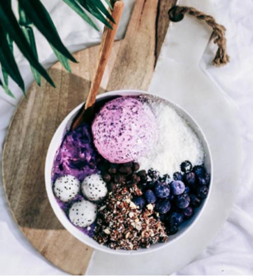 Kem chay: Món ăn thách thức nắng nóng mùa hè lẫn mỡ thừa