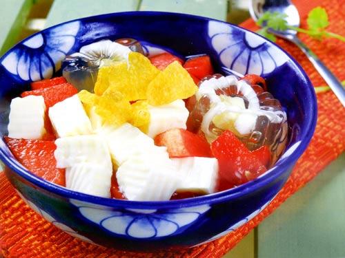 Thanh mát với các món chè ngon dễ làm nhất mùa hè