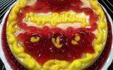 Cách làm bánh sinh nhật bằng thạch rau câu 3D siêu ngon