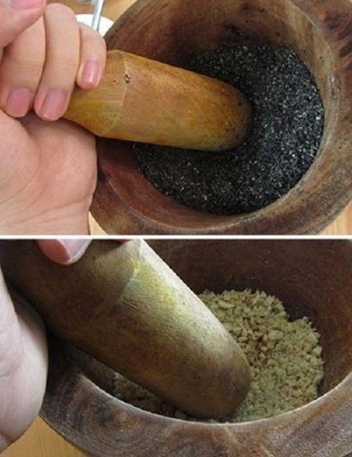 Cách làm bánh trôi tàu nhân vừng đen, nhân đậu xanh