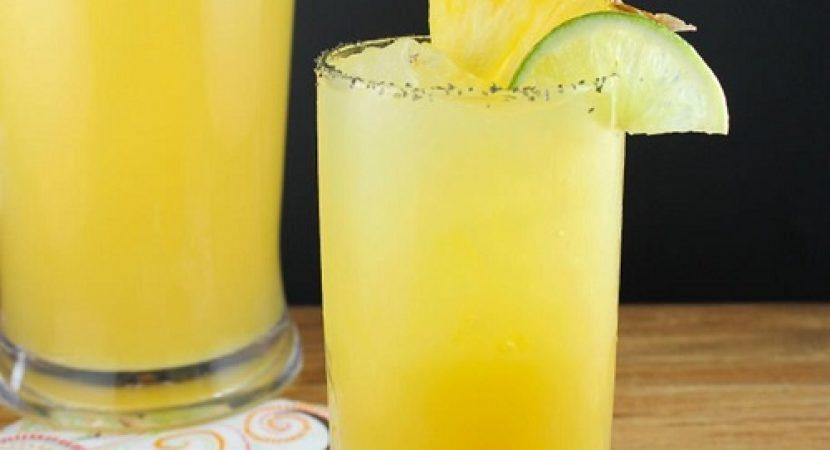Cách làm cocktail dứa chanh mát lạnh mát lạnh giải nhiệt ngày hè