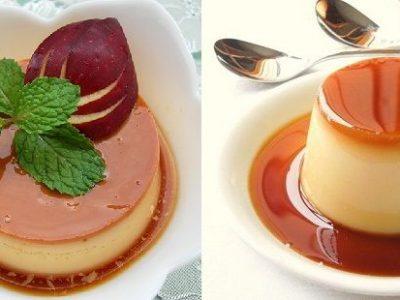 Cách làm kem caramen thơm ngon, hấp dẫn như ngoài quán