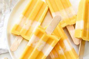Cách làm kem que xoài thơm lừng cực mát lạnh giải nhiệt mùa hè