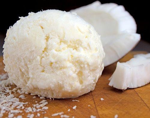 Cách làm kem trái dừa ngon chuẩn vị như ngoài hàng