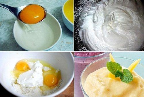 Cách làm kem trứng gà mật ong thơm mát và tốt cho sức khỏe