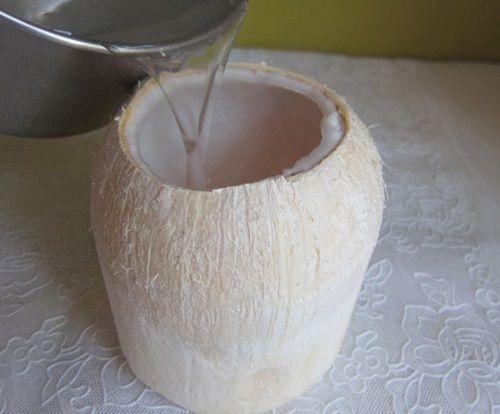 Ngọt mát với cách làm rau câu trái dừa ngon hết ý