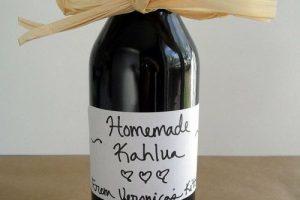 Chế biến rượu Kahlua cực ngon cực dễ ngay tại nhà