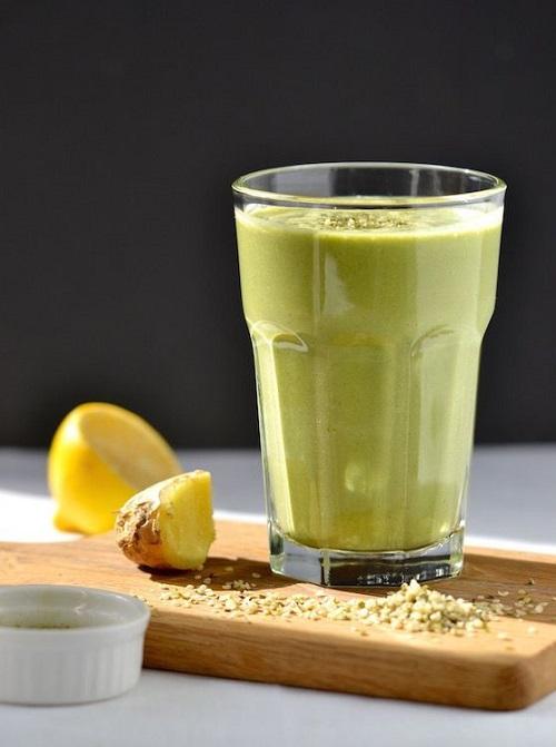 Phát cuồng với món sữa chua dẻo trà xanh ngon tuyệt cú mèo