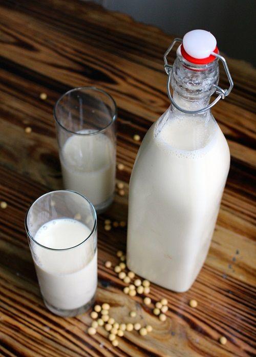 Công thức sữa đậu nành táo xanh đầy dinh dưỡng và tươi mát