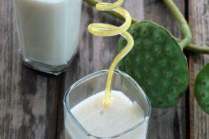 Cách chế biến sữa hạt sen đầy dinh dưỡng giải nhiệt mùa hè