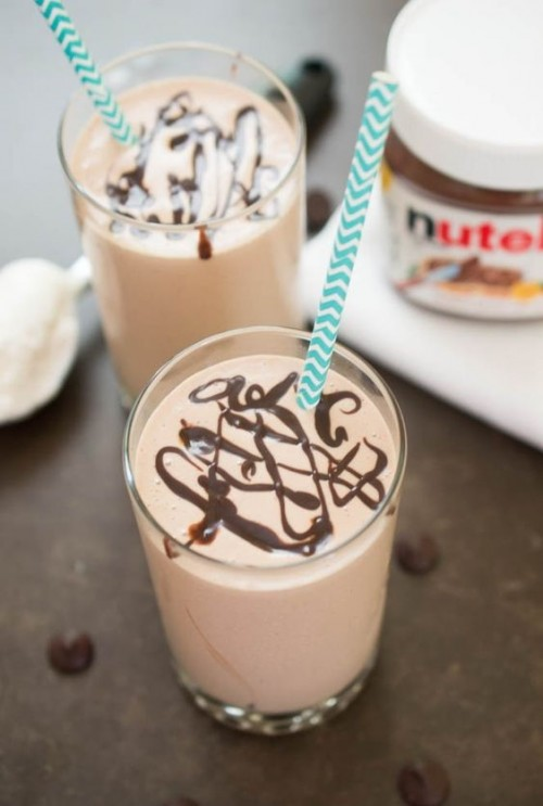 Cách làm sữa lắc socola vô cùng đơn giản mà tràn đầy dinh dưỡng