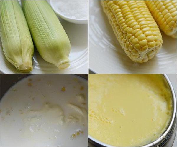 Học ngay cách làm sữa ngô bằng máy làm sữa đậu nành