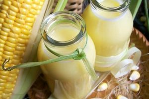Cách làm sữa ngô béo ngậy giàu dinh dưỡng tại nhà
