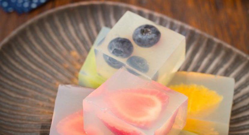 Cách làm thạch hoa quả hấp dẫn cho cả nhà tráng miệng
