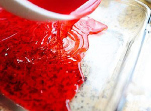 Cách làm thạch rau câu nhiều tầng ngon rực rỡ sắc màu