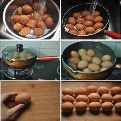 Cách làm trà trứng gà vừa thanh mát vừa bổ dưỡng đậm chất Trung Hoa