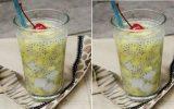 Thanh mát, giải nhiệt cơ thể với món chè dứa hạt é siêu ngon