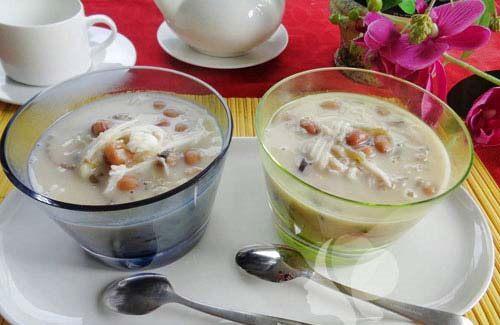 Đánh tan cơn nóng với món chè thưng thơm ngon mát lạnh