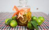 Cách ngâm chanh đào mật ong trị ho tốt hơn cả thuốc