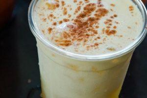 Cách pha chế lục trà bọt sữa giải nhiệt tốt cho sức khỏe
