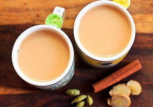 Chào buổi sáng với ly trà gừng ấm áp
