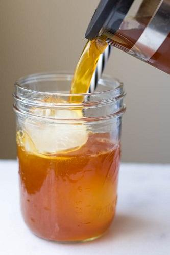Cách pha trà nghệ quế thơm lừng tuyệt ngon cực lạ