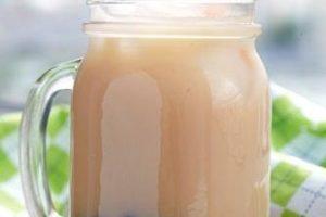 Cách pha trà sữa hạnh nhân tuyệt ngon cực lạ không thể bỏ lỡ