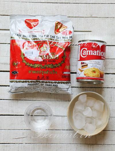 Cách pha trà sữa Thái Lan cực chuẩn