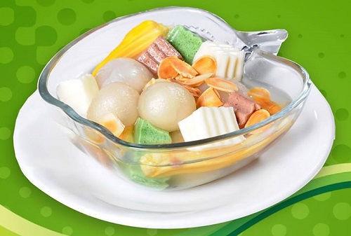 Man mát với cách làm chè khúc bạch đậu nành hạnh nhân siêu bổ dưỡng