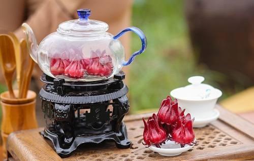 Nghệ thuật trong cách pha trà atiso ngon đúng điệu