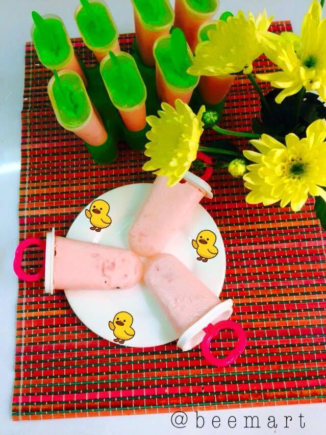 Cực hot với những món kem hoa quả siêu ngon cho dịp nghỉ lễ