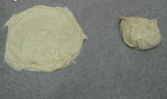 Cách làm vỏ ốc quế đựng kem giòn tan