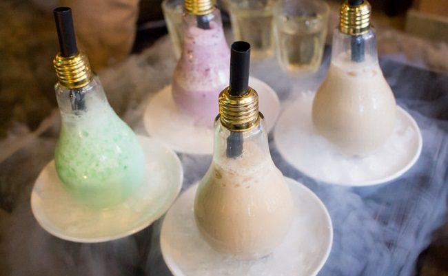 Siêu hot với cách làm trà sữa bóng đèn đang làm mê mẩn giới trẻ