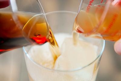 Soda chanh giải khát thật đã cho mùa hè